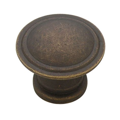 home depot cabinet pulls bronze liberty 1 1 8 in distressed oil rubbed bronze ridge