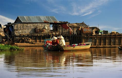 siem reap floating village boat price boat ride in tonle sap lake to mechreay floating village