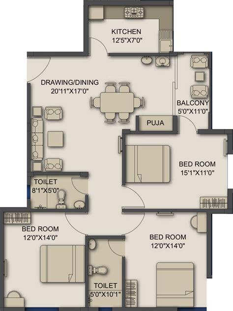 1800 sq ft 3 bhk 2t apartment for sale in basera designs pvt ltd brindaban rasulgarh bhubaneswar