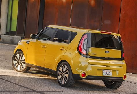Kia Soul 2015 Models Official The 2015 Kia Soul Gets Updated For The New Model
