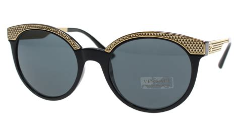Versace Sunglasses new versace sunglasses ve 4330 black gb1 87 ve4330