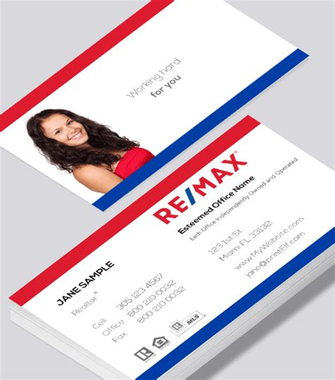 remax business cards templates remax business cards templates image collections