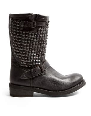 Winter Boots Stella Mccartney Slouch Boot Havent We Seen This Before Second City Style Fashion by Biker Boots For Stylenest