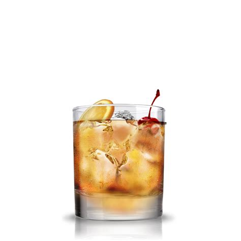 old fashioned cocktail flow