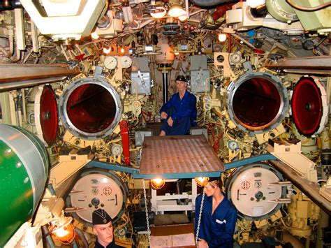 the gallery for gt typhoon class submarine interior