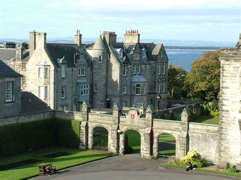 St Marys College Andrew Mba by Of St Scotland 5 Learn More About