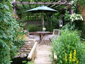 Design Ideas For Small Gardens Small Garden Ideas