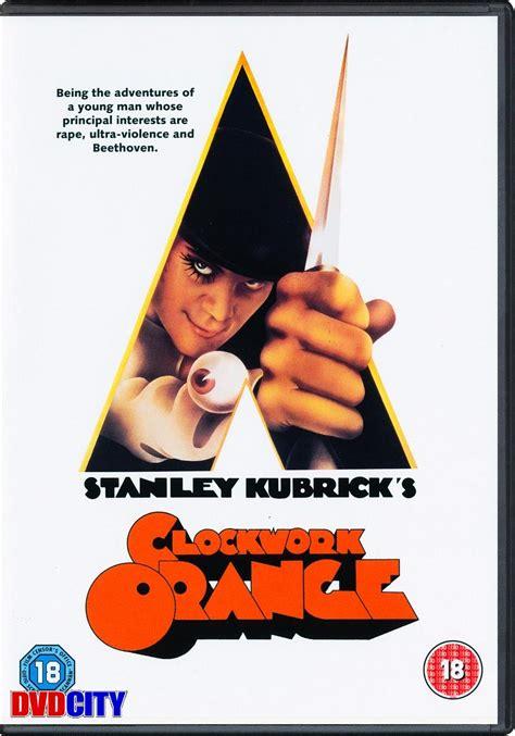 Nedlasting Filmer A Clockwork Orange Gratis by A Clockwork Orange 1971 Dvdcity Dk