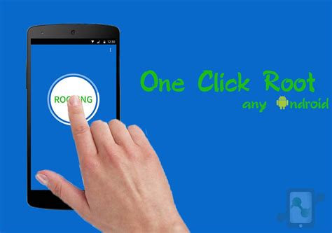 how to root any android device in single click without pc