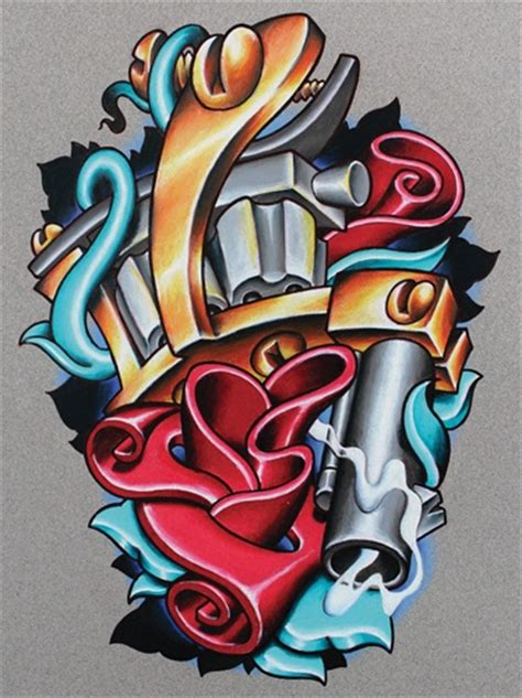 new school flash tattoo gallery sweet tattoos tattoo machine and tattoo flash on pinterest
