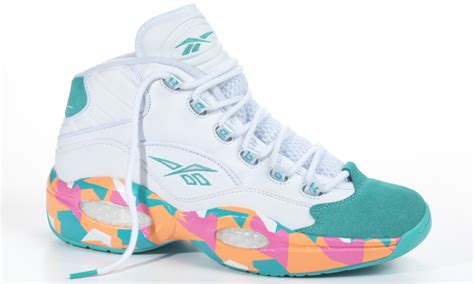 the question shoes the new allen iverson reeboks are so hideous they are