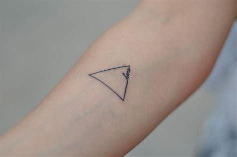 tatuaggi i triangoli idee e significati chedonna it
