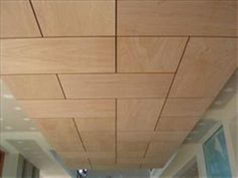 Wood Slat Ceiling Linear Lighting Google Search Plywood Ceiling Ideas