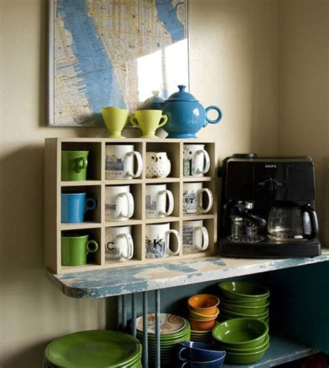 how to organize mugs in cabinet 23 awesome ways to organize your coffee mug storage