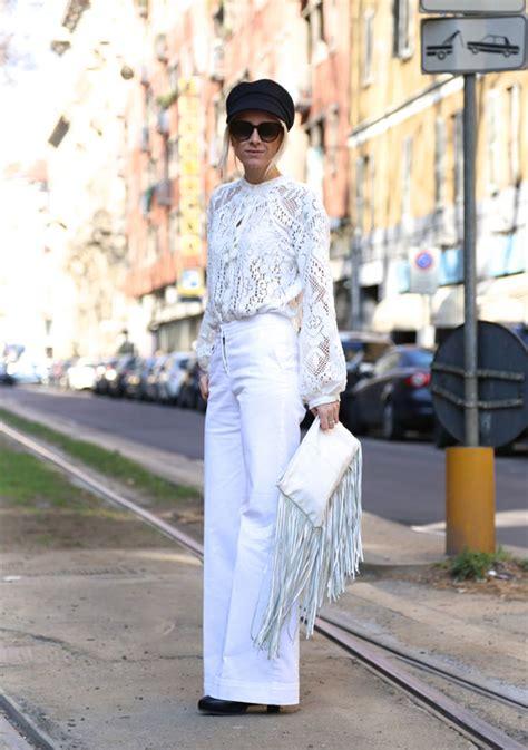 resort 2015 fashion trend black and white lace dior erdem street style celine at dolce gabbana
