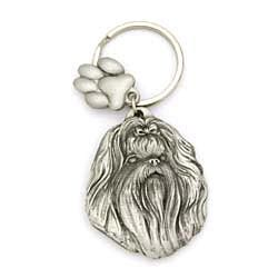 Shih Tzu Keychain shih tzu gifts merchandise products animalden