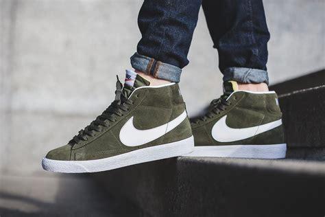 Nike Blazer Nike Blazer Mid Premium Sneaker Bar Detroit