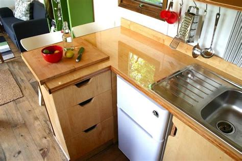 tiny house kitchen design if you re tall consider this tiny house design