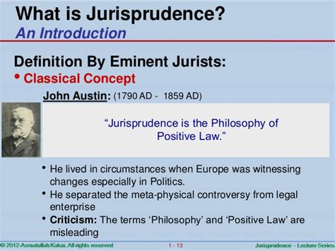biographical approach definition jurisprudence ch 01 introduction