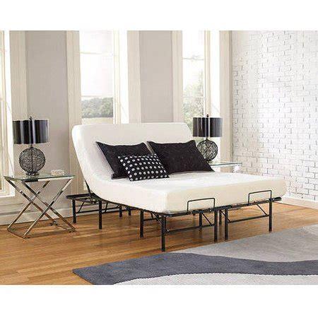 premier simple adjustable platform bed frame multiple