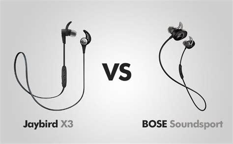 amazon jaybird x3 jaybird x3 vs bose soundsport