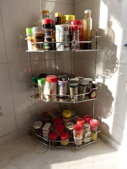 Corner Spice Shelf Corner Spice Rack The Deans Dongxi