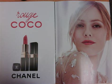 film rouge coco the sensual vanessa paradis for rouge coco new chanel