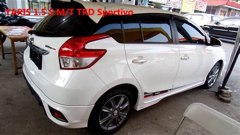 Toyota Yaris S Trd 2016 yaris trd sportivo 2016 terbaru