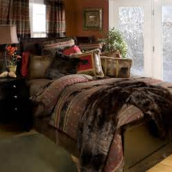 shop carstens bear country bed in a bag set the home