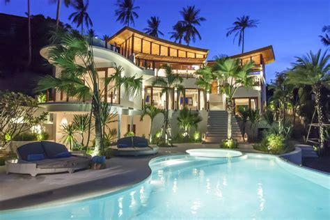 Where Can I Find Floor Plans For My House by Villa Kya Koh Samui Luxury Beachfront Villa