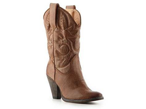 volatile denver cowboy boot dsw