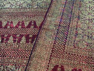 Songket Asli Palembang Multicolour 11 benevio collection songket palembang