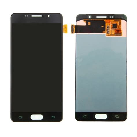 Lcd A5 2016 For Samsung Galaxy A5 2016 A5100 Lcd Display Touch Screen Digitizer Assembly Black