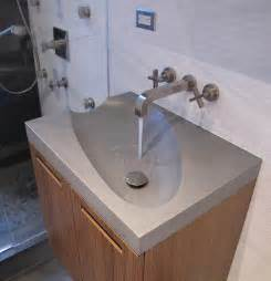 bathroom sinks concrete guest bathroom sink modern bathroom sinks
