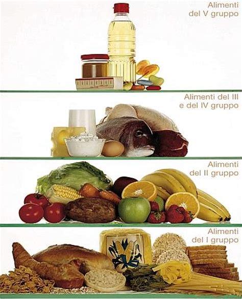 gruppi di alimenti i cinque gruppi di alimenti corriere della sera