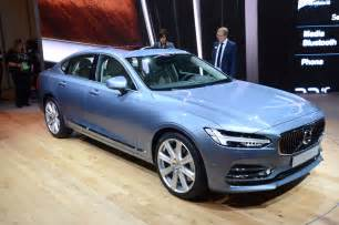 Volvo Sedans The Luxury Cars Of The 2016 Detroit Auto Show Motor Trend