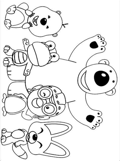 pororo the little penguin free disney coloring sheets pororo the little penguin coloring pages free printable