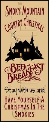 smoky mountains bed and breakfast smoky mountain bed and breakfast stencil