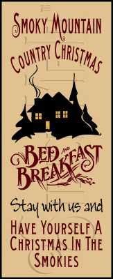 smoky mountain bed and breakfast smoky mountain bed and breakfast stencil