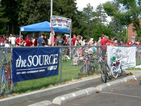 Bend Lapine School District Calendar July Fourth Pet Parade In Downtown Bend Oregon
