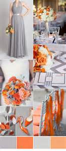 orange wedding colors best 25 orange wedding themes ideas on orange