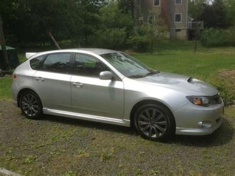 Subaru Wrx Warranty by Purchase Used 2009 Subraru Impreza Wrx Extended Factory