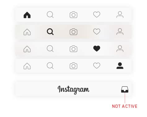 instagram the new ui icon and all the elements you want a meticulous critique of the new instagram logo ui bryan