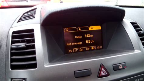 opel zafira fuel consumption opel zafira b 2007 1 9 cdti 110 kw fuel consumption dfp