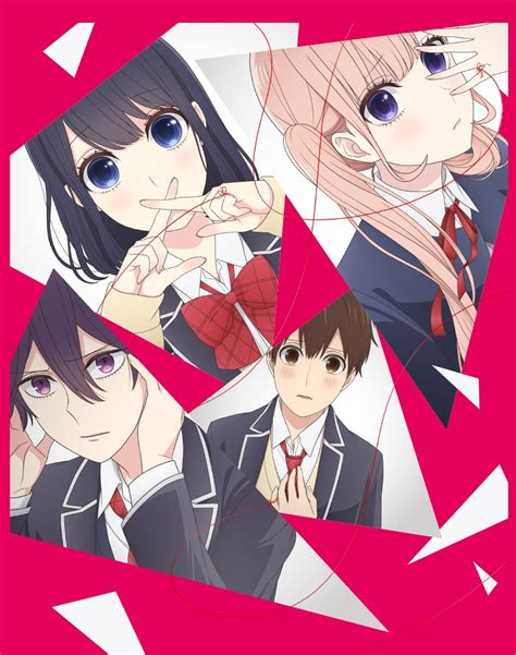 anime koi to uso il manga love and lies koi to uso diventa un anime per
