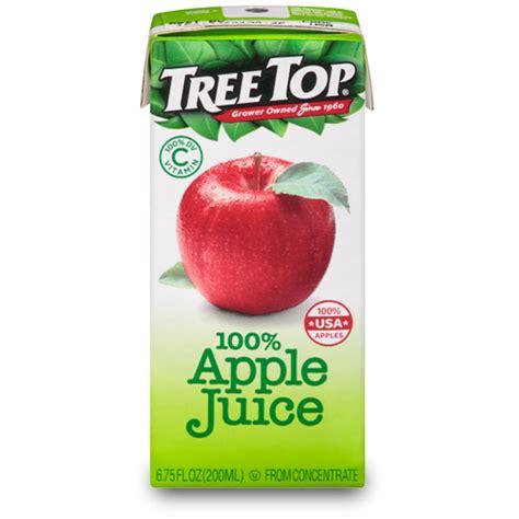 apple juice organic apple juice box 8 oz