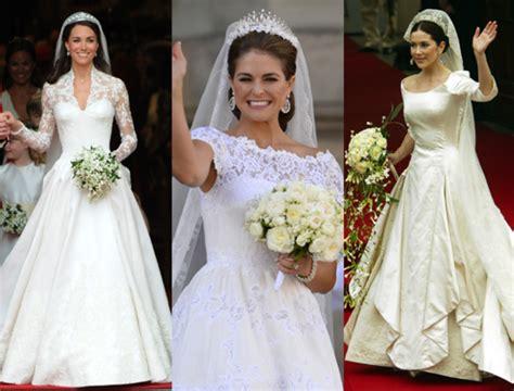 hochzeitskleid der queen die 10 sch 246 nsten royalen hochzeiteskleider ein traum in wei 223