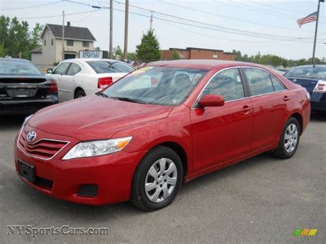 red toyota 2011 toyota camry colors upcomingcarshq com