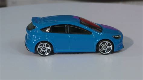 Diecast Hotwheels Ford Focus Rs 2016 wheels m 16 ford focus rs new model