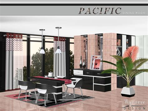 sims 3 esszimmer nynaevedesign s pacific heights dining room